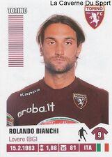 463 ROLANDO BIANCHI ITALIA TORINO.FC STICKER CALCIATORI 2013 PANINI