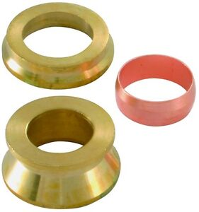 Internal Reducer 3 Part Reducer For Compression Fittings Range Of Sizes