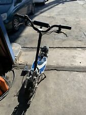 1200w Lunar Scooter Electric Scooter Very Fast Hardly used