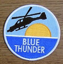Das Fliegende Auge  - Patch  Aufnäher  Blue Thunder neu