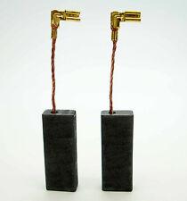 CARBON BRUSHES for BOSCH CHAINSAW AKE 40-19 GKE 35 BCE GKE 40 BCE AKE30-18 S18