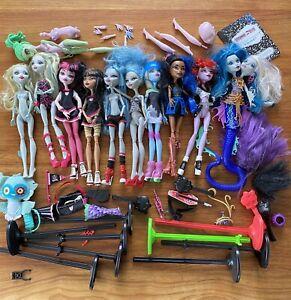 Monster High Dolls Bulk