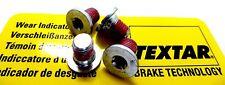TEXTAR SCHRAUBE BREMSSCHEIBE MERCEDES W245 W169 W168 W203 W246 W205 X204 C218