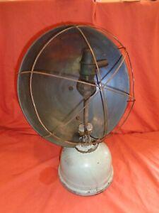 Tilley Hendon Lamp R1 Radiator Parrafin Pressure Heater Copper Reflector Navy ?
