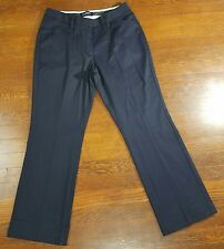 The Outfitters By Land's End Navy Pants Size 8