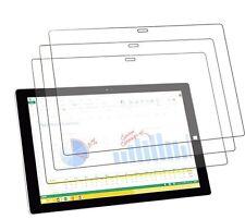 3 films protection écran haute transparence Microsoft pour Surface Pro 4