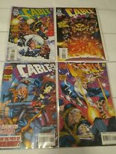 Marvel Comics Cable bundle 4