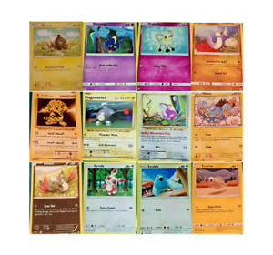 Pokemon Cards Collectable Trading Various Individual Game Swaps Collection
