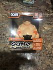 XIB SUMO RC Wrestler Red Rikishi Sumo Stage 27 MHZ Remote Control NEW