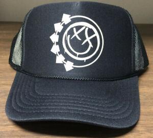 Blink 182 Hat punk kbd green day sum 41 ramones dead milkmen paramore descendent