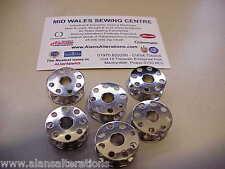 6 machine à coudre ayez mis les bobines pour SINGER 20U & Brother B755