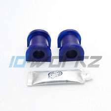TOYOTA STARLET TURBO GLANZA EP82 EP91 FRONT ARB MOUNT BUSHES SUPERPRO POLY