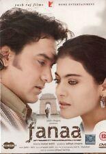 FANNA - 2 Disc Set (1st Edition) YRF Bollywood Movie DVD - Aamir Khan, Kajol.