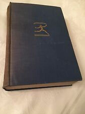 The 1st Modern Library Edition Of The Poems And Plays By Robert Browning 1934