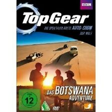 TOP GEAR - DAS BOTSWANA ADVENTURE DVD NEU