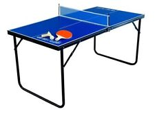 Table Tennis Ping Pong Folding Portable Top Indoor Outdoor Mini Game Sport Board