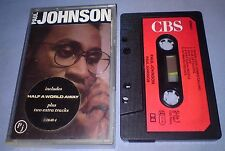 PAUL JOHNSON SELF TITLED PAPER LABELS cassette tape album T3283