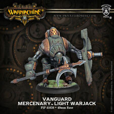 Warmachine Mercenaries Vanguard Light Warjack PIP 41020 Privateer Press New