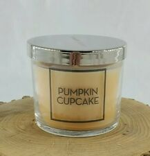 Bath & Body Works Pumpkin Cupcake Single Wick 4 oz Tester Candle