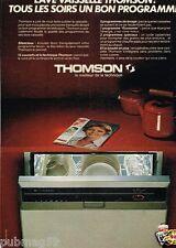 Publicité advertising 1979 Lave Vaisselle Thomson Bon Programme