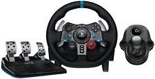 Logitech G29 Driving Force Race Wheel PS4 + Logi G Driving Force Shifter Bundle