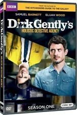 DIRK GENTLY 1 2016: US TV Series Douglas Adams Holistic Detective Agency NEW DVD