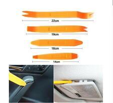 Set of 4pcs Car Door Plastic Trim Panel Dash Installation Removal Pry Tool Kit