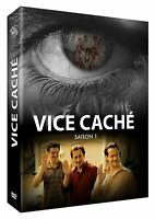 Vice caché (Saison 1) DVD, 2005, French language with English Subtitles