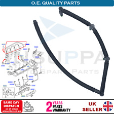 FUEL INJECTOR LEAK OFF RETURN PIPES FOR PEUGEOT 107 1007 1.4 HDI 1574Q1