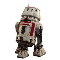 SIDE SHOW Star Wars droids of Star Wars R5-D4 1 / 6 scale PVC figure Japan new.