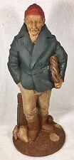 SVEN 1982~Tom Clark Gnome-Figurine~Cairn Studio Item #180~Retired~Ed #21~Story