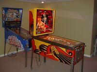 Bally MATA HARI Vintage 1978 Collector Classic Arcade Pinball Machine