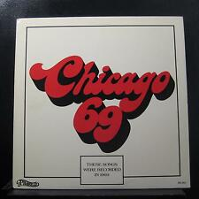Chicago - Chicago 69 LP Mint- PH-2001 Phase II Chicago Live Cuts Vinyl Record