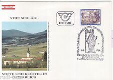 Österreich Nr.  1776  FDC  Stift Schlägl