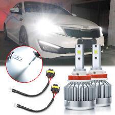H11B LED Headlight Low Beam Bulbs For KIA Optima 2007-2015 Forte 2010-2013 Soul