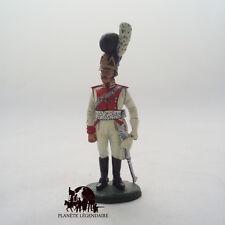 Figurine Collection Del Prado Soldat plomb Capitaine 1er Dragons Bavière 1806-11