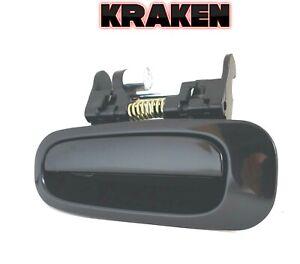 Kraken Outside Door Handle For Toyota Corolla Prizm 98-02 Smooth Left Rear