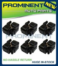Pack of 6 Ignition Coil UF359 on Plug Pack For Mercedes-Benz C CLK ML Class