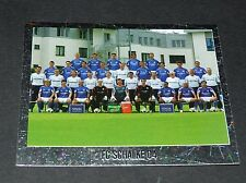 172 MANNSCHAFT SCHALKE 04 PANINI FUSSBALL 2005-2006 BUNDESLIGA FOOTBALL