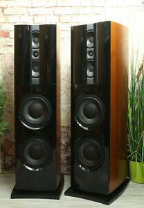 Backes & Müller BM 15 Aktiv-Lautsprecher. WIE NEU, Active Speakers, Near MINT!