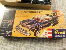 Chrysler New Yorker Customizing kit Revell Kit # H-1231:129