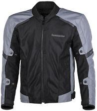 Tourmaster Draft Air V4 Jacket Grey/Black LRG
