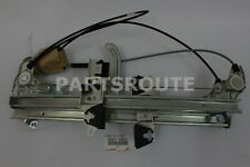 Toyota 4Runner 2003-2009 Genuine Back Door Power Window Regulator 69807-35020