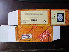 BOITE VIDE NOREV  CITROEN 2CV AZL 1956 EMPTY BOX CAJA VACCIA