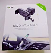 iOttie Easy One Touch Mini Vent Mount for Iphone 6S/6, Galaxy S6/S6 Edge