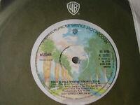 """WIZZARD - ROCK N ROLL WINTER (LOONY'S TUNE)/DREAM OF UNWIN - WB 7"""""""