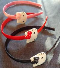 Hello Kitty & Friends Headband Girls Dress-Up Costume Hair Accessory Satin Band