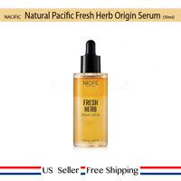 NACIFIC NATURAL PACIFIC Fresh Herb Origin Serum 50ml RENEW + Free Sample [ US ]