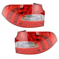 Pair of Tail lights Skoda Superb 3T 03/09-07/14 New Rear Lamps LED 10 11 12 13