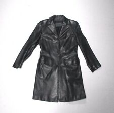 Manteau Cuir Agneau PAP KIK t M 38 40 papkik Lamb Leather Coat